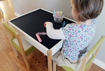 Chalk Play / by Cowly Owl