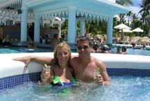 Awesome swim up bars