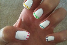 Nails ideas / Nails nails nails  / by Erin Reat