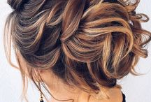 Hair Up-Styles