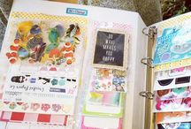 Scrapbooking Storage & Organization