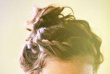 Hair / by Amanda McConnell