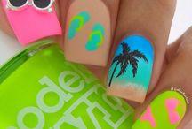 nail's summer