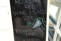 Wino / I admit it; I love me my wine. / by Ashley Hain