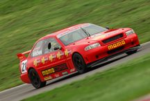 Team Racing / Father Sean Brown, and sons Daniel and Robert Brown race classic and modern cars with the association to his fathers business Brown and Geeson Ltd. Brown and Geeson also are the exclusive retailer of Momo products within the UK.