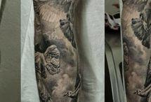 tatuerings idéer