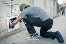 Street Art / by BucketFeet