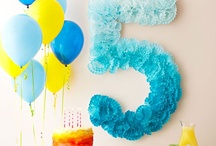 birthday parties! / by Becky Stultz