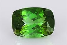Green Tourmaline - RasavGems
