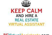 Real Estate Virtual Assistants / Let's talk about Real Estate Virtual Assistants