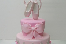 Ballet cakes