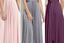 Wedding Style...Bridesmaid Gowns