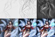 Step-by-Step Art