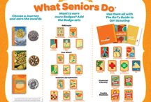 Girl Scout Seniors