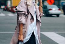 платья, пальто, тренчи