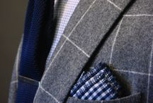 Men's Business Attire - Posh/Smart