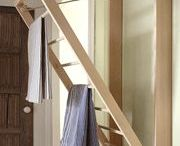 Vlothes drying rack