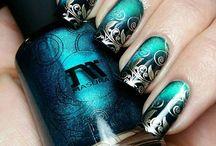 Magnetic nail art - Masura