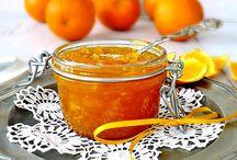 Befőzés narancs