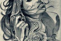 Tattoo wzory