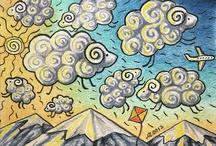 Illustrator / sky