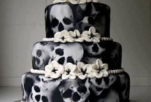 Painted Cakes / by The Cake Eccentric