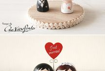Cake Toppers / by Emanuelle Missura