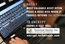 Encrypt / TD Encrypt is a simple-to-use encryption application for companies large and small. More at ► encrypt.technicaldr.com