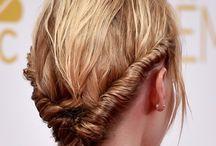 Penteados / Penteados para copiar e amar! Penteados com coque, penteados com trança, penteados com lenços e muito mais!