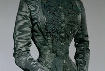 Beroemde kleding / Kleding gedragen door koninginnen, keizerinnen, helden en heldinnen