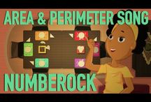 Perimeter and Area Lessons