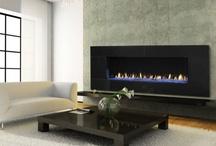 Home - Fireplace / by Diana Villabon-Perez