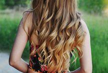 Dream Hair  / by Michelle Riedel