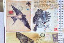 GCSE Art Sketchbook