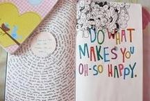 crafts: journal ideas / by Jennifer Hughes