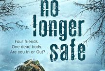 No Longer Safe / My New Novel is due for release Feb 4 2016. This is all about the book.