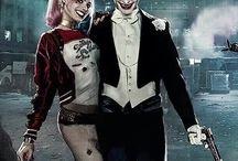 Joker and Harley qeen