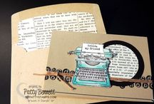 Stampin' Up Tap Tap Tap stamp set