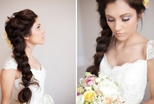 Wedding Hair Contemplations