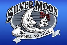 "Silver Moon Spelling Rules / ""Bring spelling to life with charming characters, witty images, and logical rules."""