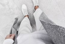 Fashion: White