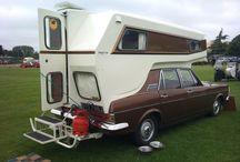 camping - caravan