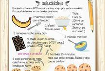Galletas dieteticas