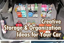 Car organization ideas