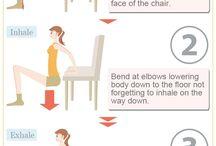 Dicas exercícios em casa