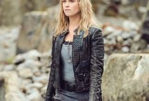 The 100; clarke griffin