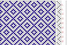 Muster 4 Schaft