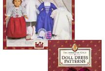 Patterns ~ Dolls