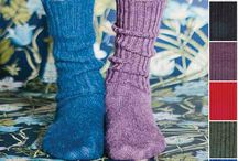 John Arbon Textiles Socks / Alpaca, Wool and local fibre socks!