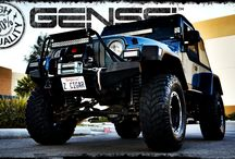 Jeep Wranglers / Jeep Wrangler JK, TJ, LED lighting, LED Bars, Headights, Grilles, Bumpers, Hoods, Fender Flares